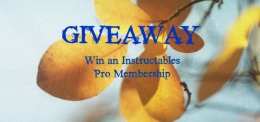 November_Instructables_Giveaway