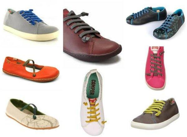 78abd99ee31f1a Due to its variety and originality Camper Peu shoes ...